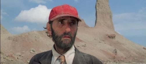 """Harry Dean Stanton, who played the lead role in Palme d'Or-winner """"Paris, Texas,"""" has passed away at 91 - YouTube/CriterionCollection Channel"""