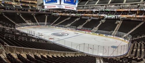 Inside of Rogers Place (Wikimedia Commons/IQRemix)