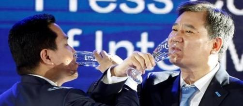 Inter, attesi soldi e dirigenti dal Suning - gazzetta.it