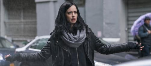 'Jessica Jones' season 2 filming complete [Image via Netflix Media Center]