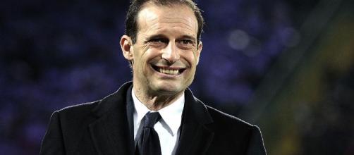 Juventus, la probabile formazione di Allegri per il Sassuolo