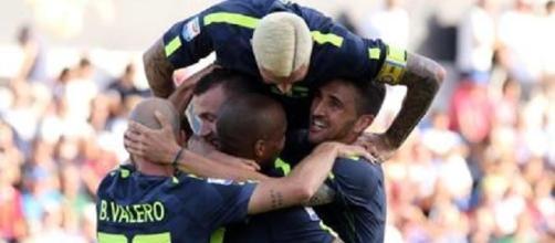 L'Inter batte il Crotone per 2-0