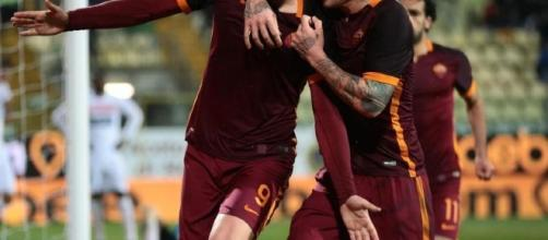 LIVE Roma - Hellas Verona: diretta - highlights