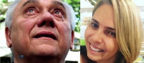 Namorada de Marcelo Rezende faz apelo emocionante a Deus