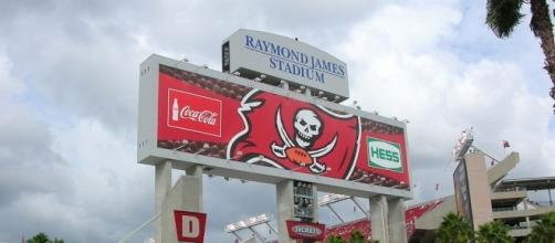 Raymond James Stadium, site of Chicago's next game (Wikimedia Commons/Bernard Gagnon)