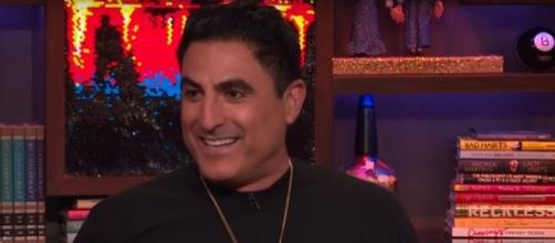 Reza shares drastic before and after weight loss photos on social media - Watch What Happens Live With Andy Cohen/YouTube