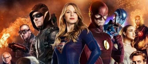 Supergirl: ecco la preview della terza stagione - redcapes.it