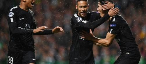VIDEO. Celtic-PSG: le but de Neymar, plus rapide, plus précis - bfmtv.com