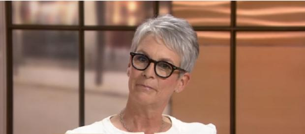 Jamie Lee Curtis. (Image via YouTube screengrab/The Today Show/NBC)