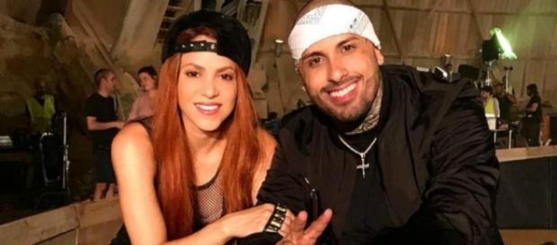 Shakira estrena video 'Perro Fiel' junto con Nicky Jam - com.ec