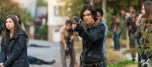 The Walking Dead saison 7 : Maggie, leader à son tour. - dernier ... - melty.fr