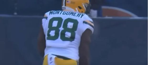 Ty Montgomery could be the secret weapon in Packers vs. Falcons Week 2 game- Photo: Highlight Kingdom (YouTube)