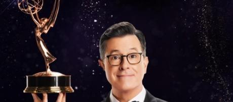 2017 Emmy Awards - [Image via CBS/Twitter screencap]