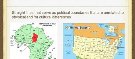 BOUNDARIES THE LIMITS OF STATES. DEFINITION Boundary : a line ... - slideplayer.com