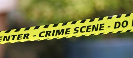 Crime Scene Alan Cleaver via Flickr