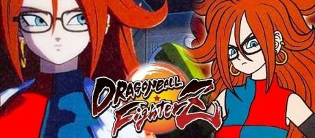 Original 'Dragon Ball FighterZ' character, Android 21 - DBZanto Z | YouTube.com screencap
