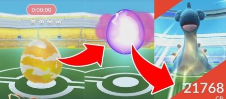 'Pokemon Go' Exploit lets you swap Raid Boss for higher power level. [Image via JonnoPlays/YouTube]