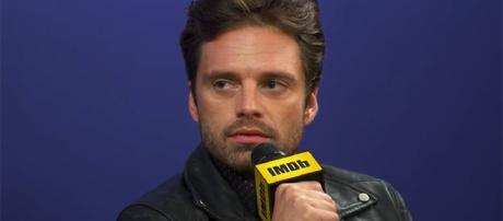 """Sebastian Stan will play the Winter Soldier for the fourth time in next year's """"Avengers: Infinity War."""" (YouTube/IMDB)"""