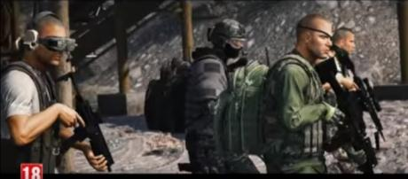 """The new PvP mode in """"Ghost Recon: Wildlands"""" is set for an open beta this week. Ubisoft US/YouTube"""