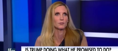 Ann Coulter on Fox News, via YouTube
