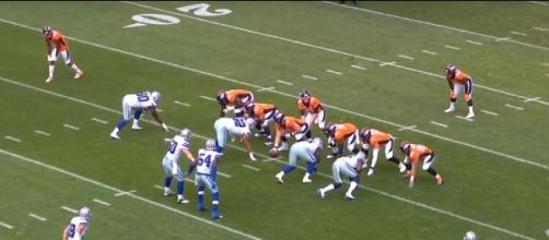 Broncos destroy the Cowboys- YouTube/MLG Highlights