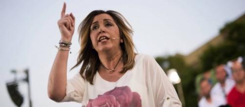 Elecciones 26-J: Susana Díaz arremete contra Pablo Iglesias y se ... - elpais.com