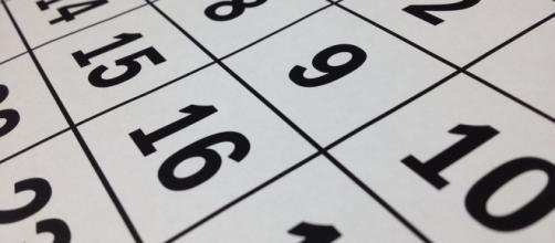 Free photo: Calendar, Date, Time, Month, Week - Free Image on ... - pixabay.com