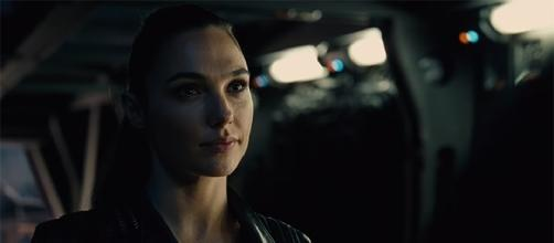 "Gal Gadot reprises her role as Diana Prince in ""Justice League,"" opening this November. (YouTube/Warner Bros.)"