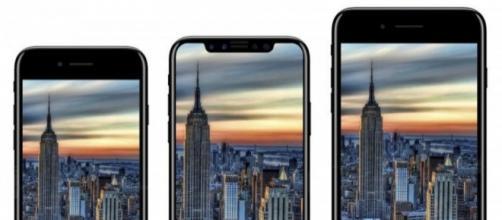 iPhone X, iPhone 8 e versione Plus: differenze - Autore:hdblog.it