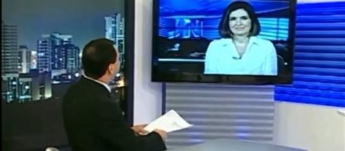 Jornalista de filiada da Rede Globo é vítima de bala perdida