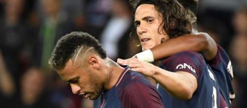 La tension monte entre les deux attaquant stars du PSG
