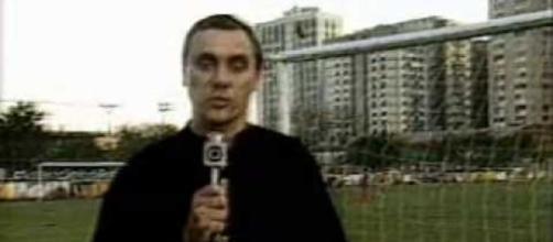 Marcelo Rezende foi repórter esportivo