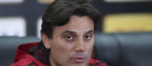 Milan-Udinese: il commento di Vincenzo Montella - 90min.