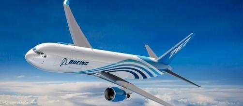 Modelo de avião produzido pela Boeing