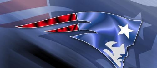 New England Patriots logo via Flickr.