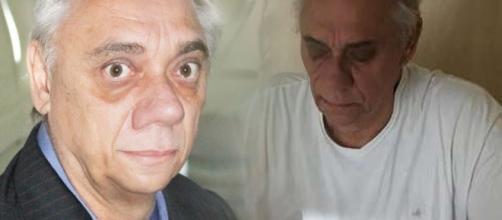 O apresentador Marcelo Rezende morreu no final da tarde deste sábado (16)