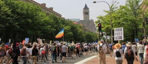 People's Climate March 2017 in Washington DC (Credit – Dcpeopleandeventsof2017 – Wikimedia Commons)