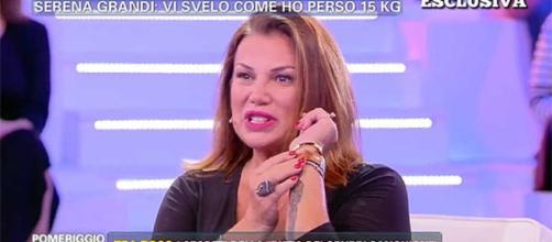Serena Grandi litiga con Malgioglio