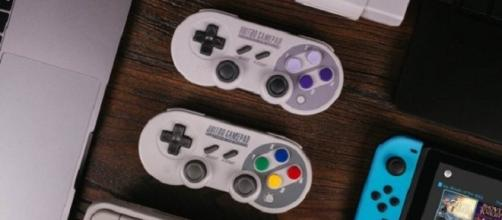 SN30 Pro and SF30 Pro controllers now open for pre-order - 8bitdo | YouTube.com