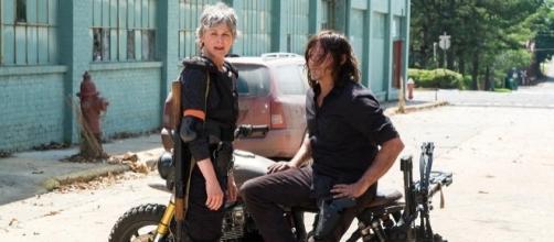 The Walking Dead: Carol à nouveau guerrière dans la saison 8 ?