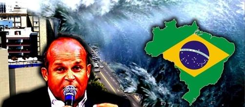 Vidente Carlinhos prevê catástrofes no Brasil