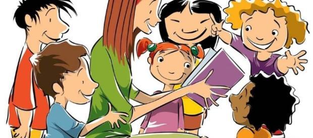 Ensinar as Sagradas Escrituras para as crianças