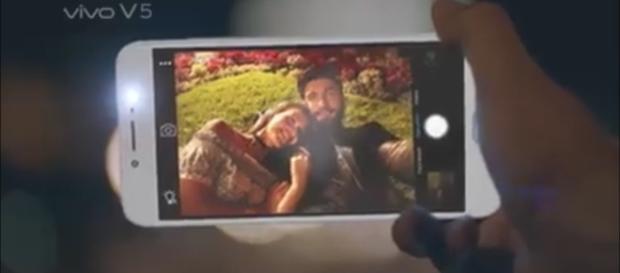 Image taken from- Vivo India -youtube screenshot