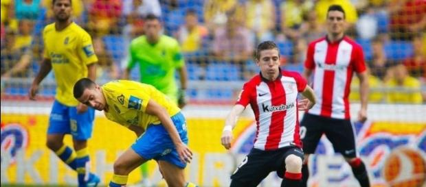 Las Palmas se llevaba el duelo en el Gran Canaria (vía web - sextoanillo.com)