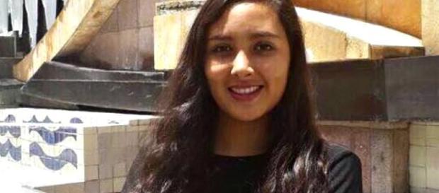 Mara Castilla, víctima de feminicidio.