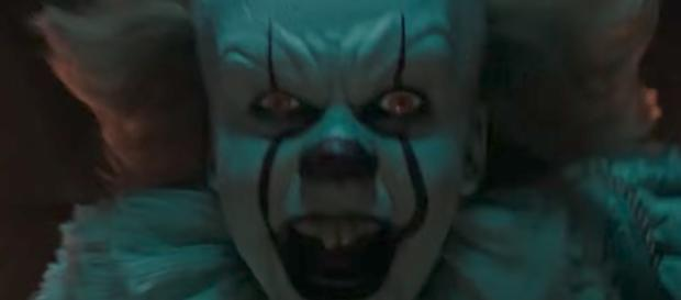 "The horror film ""IT"" will top the box office for a second-straight weekend. [Image via Film Select Trailers/YouTube]"