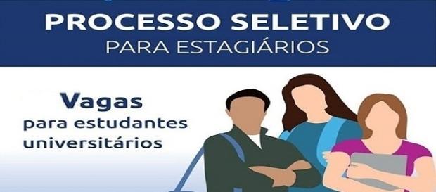 Vagas de estágio para estudantes de universidades brasileiras