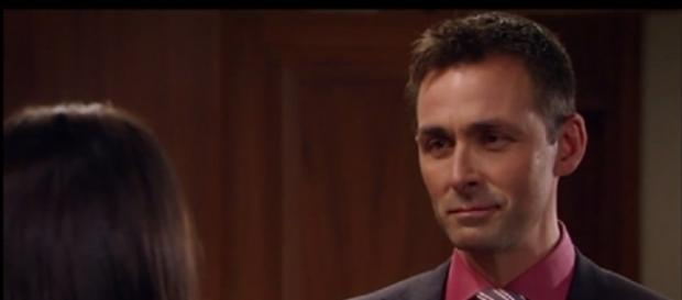 Valentin Cassadine has his sights set on nephew Spencer Cassadine screenshot via General Hospital/Youtube