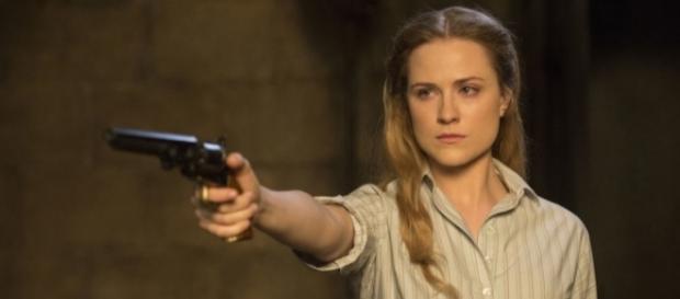 Why 'Westworld' Star Evan Rachel Wood Was Brought To Tears Talking ... - bustle.com