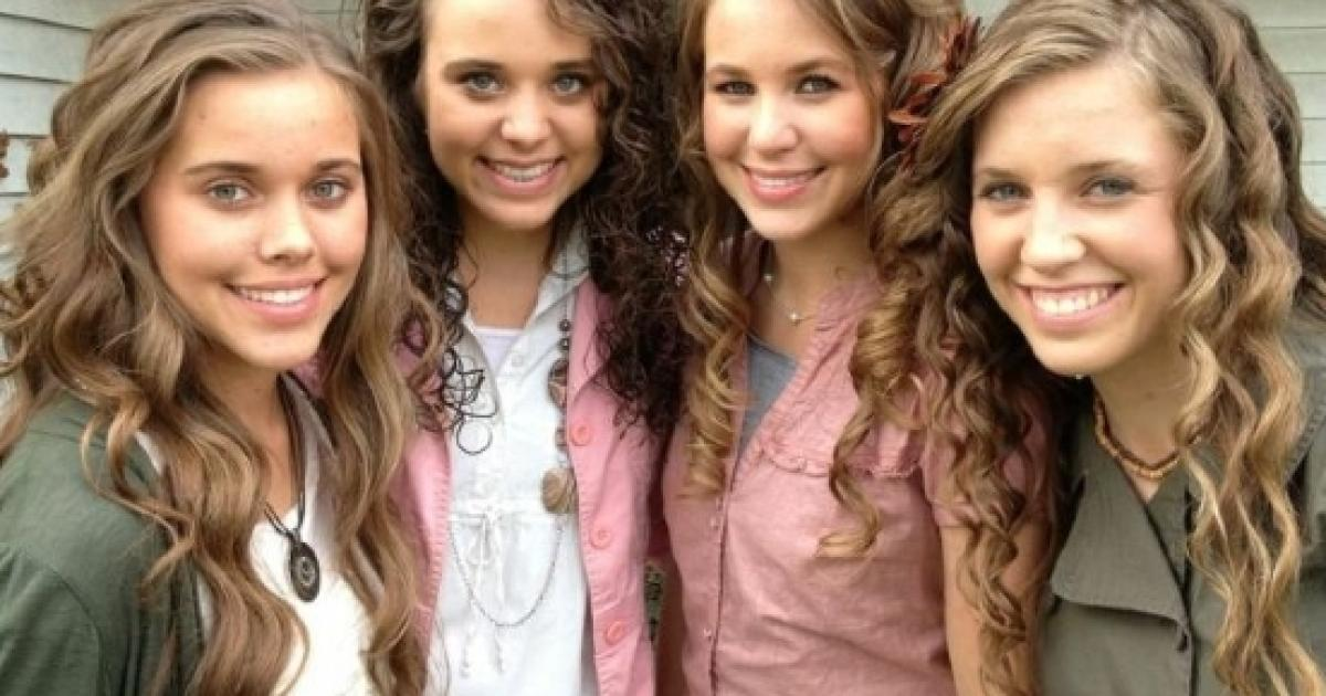 Jana Duggar Hidden In Jessa And Jinger Duggar Visit